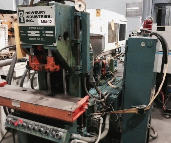 newbury v3 30rs rh absolutemachinery com Rubber Injection Molding Rubber Injection Molding